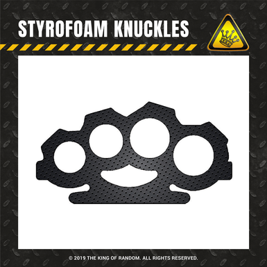 Tkor shop images styrofoam knuckles
