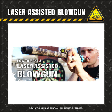 Tkor shop images laser assisted blowgun