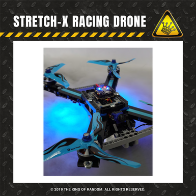 Tkor shop images stretch x racing drone