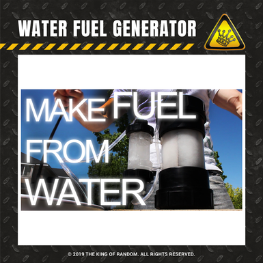 Tkor shop images water fuel generator